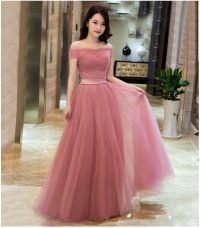 Find More Information about 2016 New Dusty Pink Cheap ...