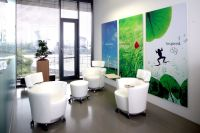 Office Lounge Interior Design with Hello Soft Seating ...