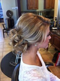 Wedding Updos For Thin Medium Length Hair | Fade Haircut