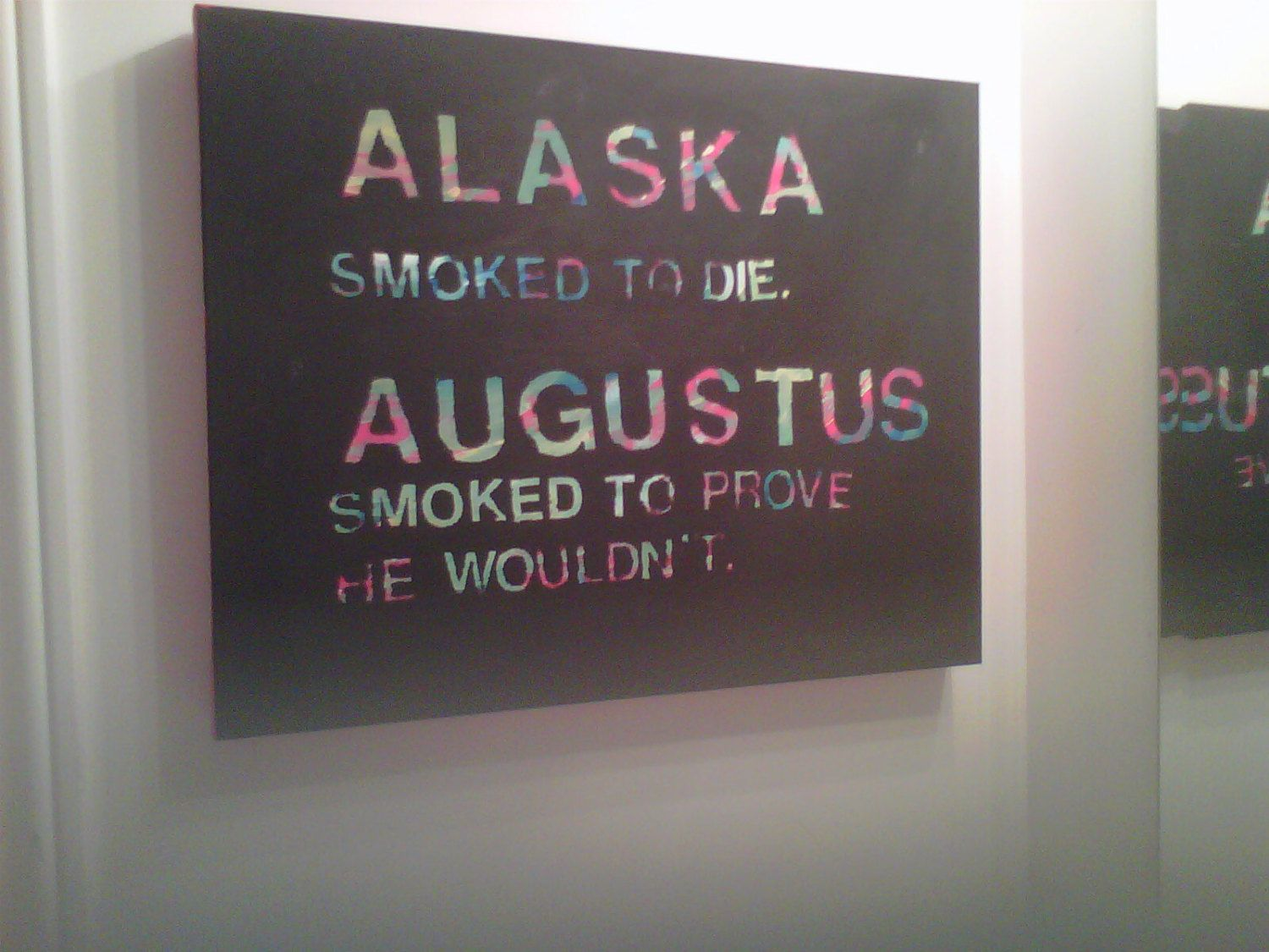 Tfios Wallpaper Quotes Best 25 Looking For Alaska Ideas On Pinterest Looking
