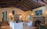 vaulted ceiling wooden beams - Google Search | Remodel ...