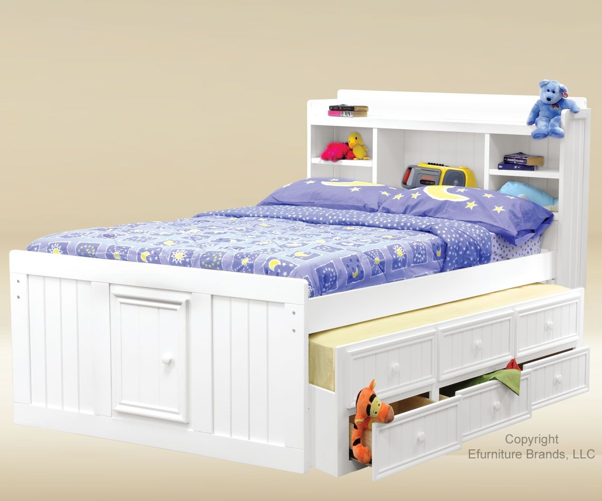 Childrens Beds With Storage Resemblance Of Trundle Beds For Children Bedroom Design