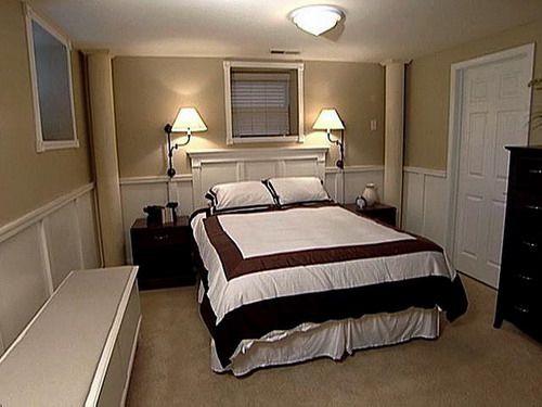 Basement bedroom lighting ideas design ideas 2017-2018 - basement bedroom ideas