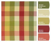My favorite french country colors by Sherwin-Williams ...