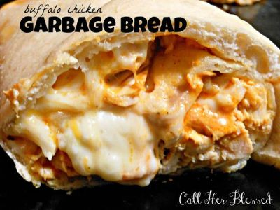 Best 25+ Garbage bread ideas on Pinterest | Buffalo chicken bread, Sliders party and Dinners