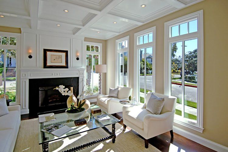 ROOM TO LOVE A LIVING ROOM WITH GOOD BONES AND GREAT STYLE - living room windows