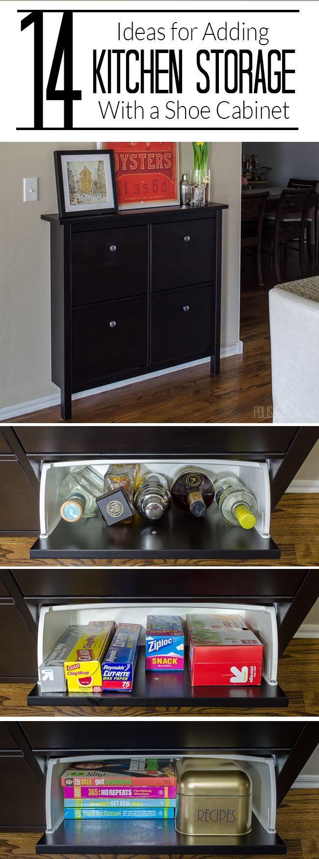 Trones Shoe Storage Cabinet Black 14 Ways To Use An Ikea Shoe Cabinet For Extra Kitchen