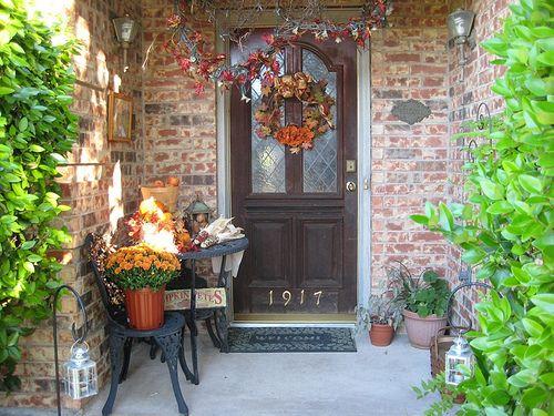 78+ Images About Front Porch Ideas On Pinterest | Porch Decorating