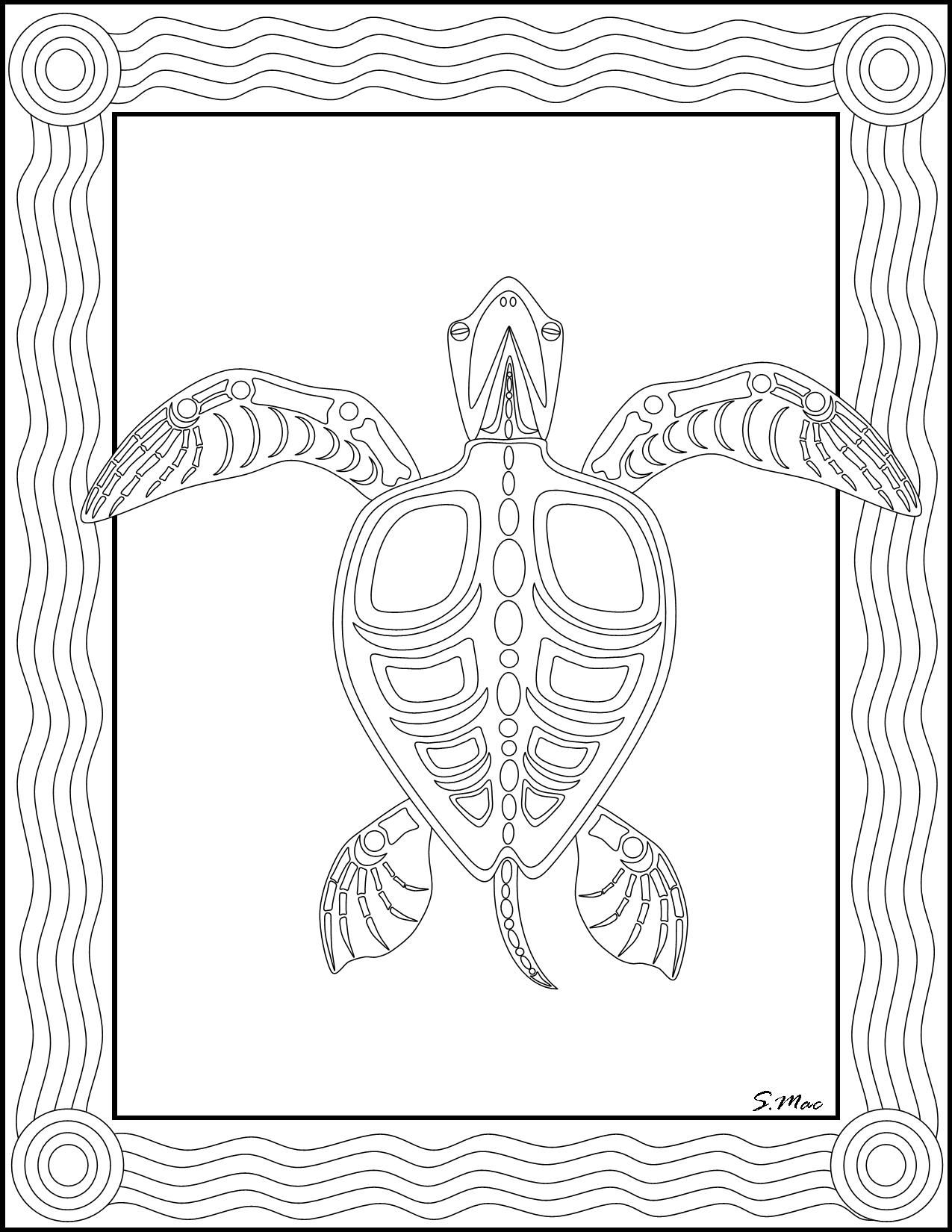 X ray coloring pages - Free Coloring Pages X Ray Free Coloring Pages Of Aboriginal Dot Animals Free Coloring Download