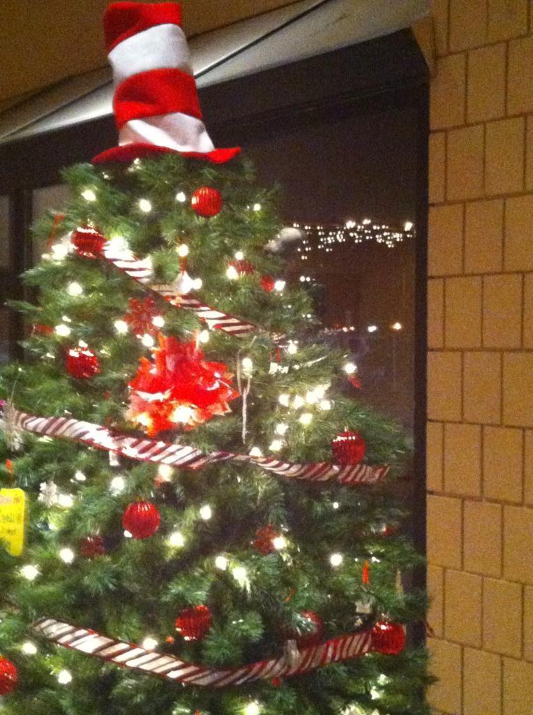 Dr Seuss Christmas Trees Pinterest - dr seuss christmas decorations