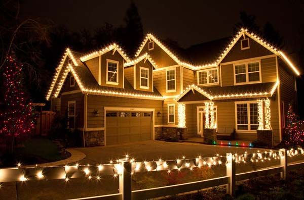 outdoor christmas light decoration - Rainforest Islands Ferry - outdoor christmas lights decorations