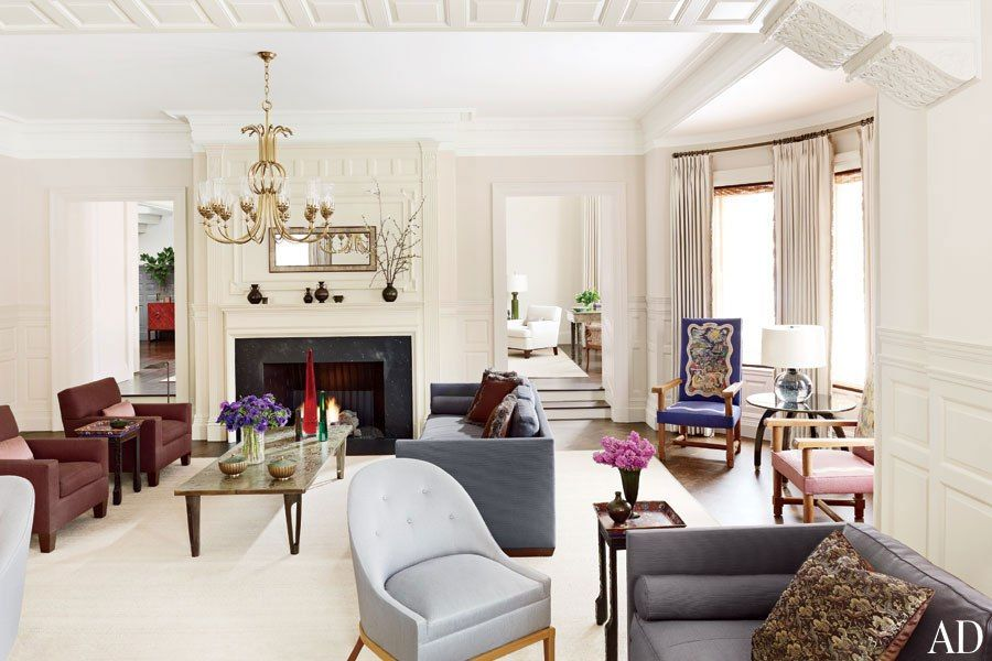 78 Best Images About Interiors - Living Room On Pinterest