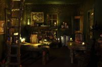 Fairy House Living Room | Living rooms, Room and House