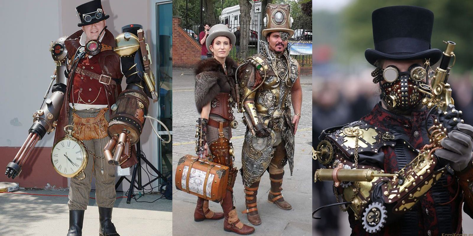 Steampunk Ideas Steampunk Costume Ideas For Men Halloween Makeup And