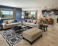 24 Living Room Designs With Accent Walls - Page 3 of 5 ...