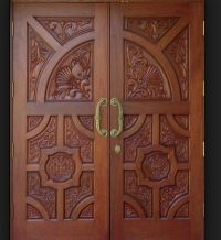 wooden door design - Google Search | doors | Pinterest ...