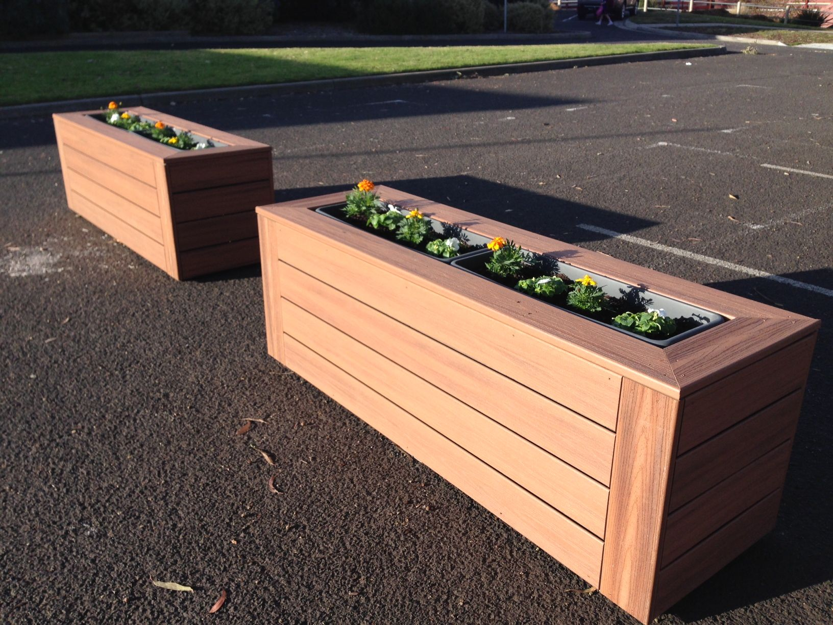 Cheap Wood Plastic Flower Boxes In Nicaragua Build Your