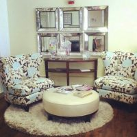 Perfect way to convert a formal dining room into a cozy ...