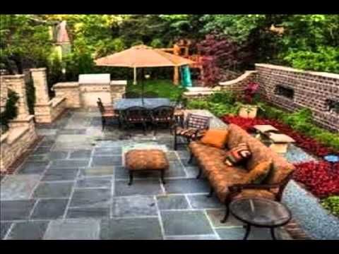 Cheap And Easy Diy Designer Landscaping [Gardening Ideas On A