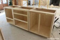 Cabinet Beginnings | Building, Kitchens and Woodworking