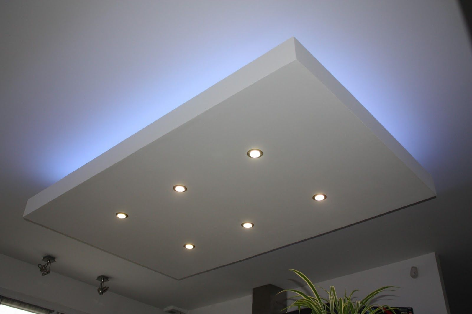 Dalle Eclairage Led Nouvel Article Eclairage Led Indirect Sur Faux Plafond
