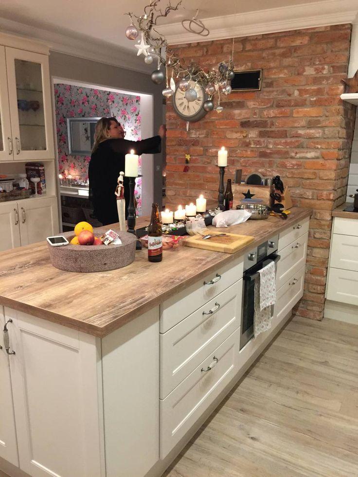 Eine Küche Zum Verlieben Landhaus Küchen Von Miacasa ähnliche    Landhauskuchen Im Toskanischen Stil
