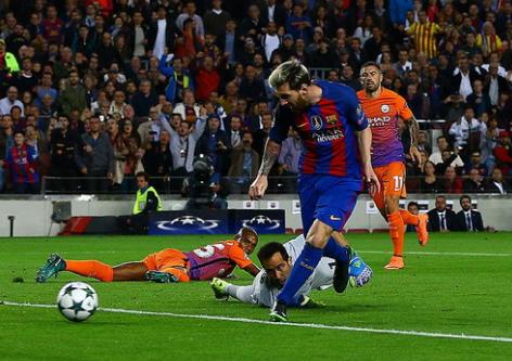 Man City Trả Cho Messi 500 Ngàn Bảng Một Tuần Để Muốn Anh Về Etihad: