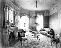1900 Home Interiors | wickwire house cortland new york ...