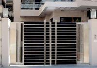 Nice design of main gate of home made of iron   Home decor ...