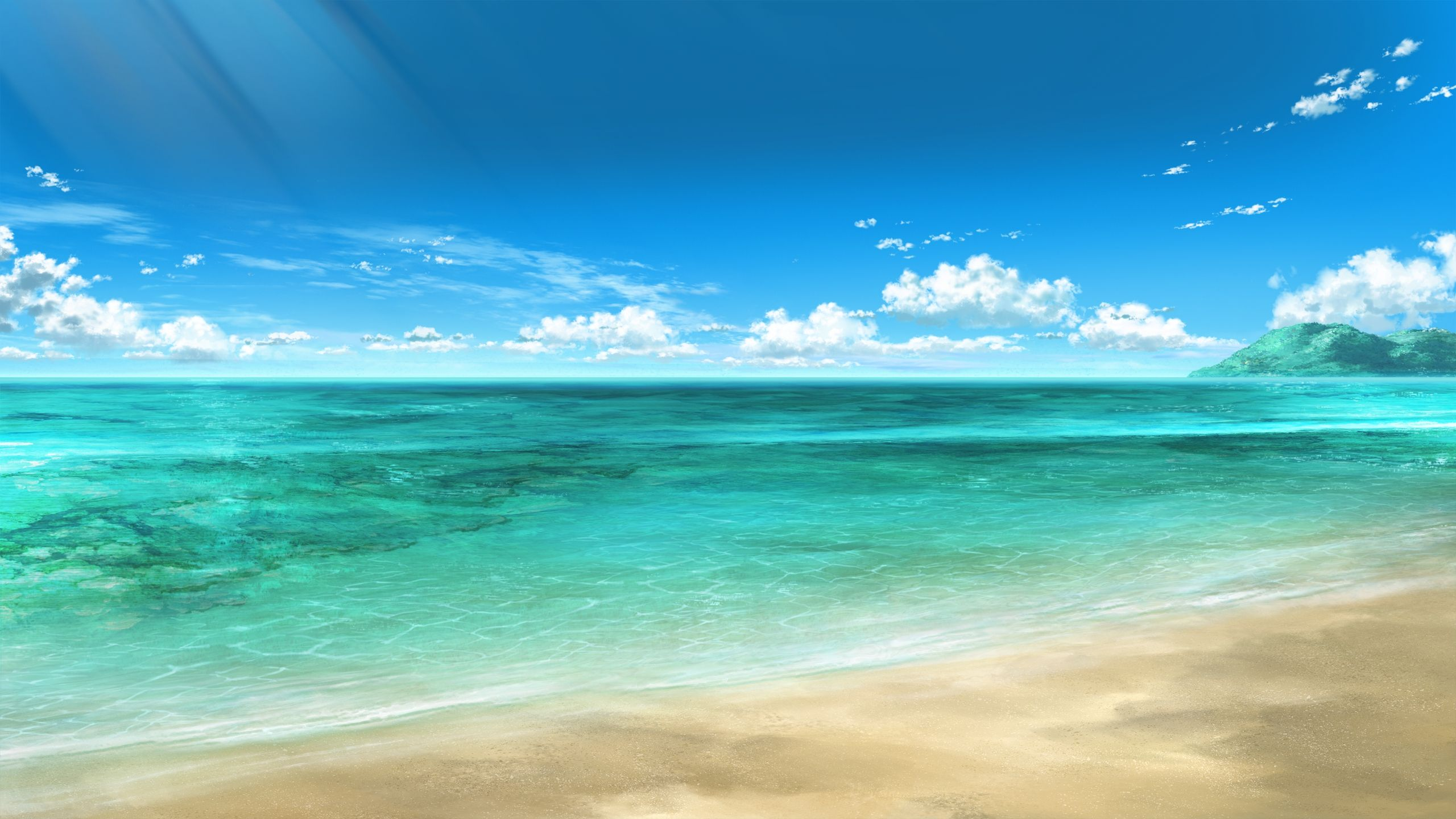 Tropical Ocean 3d Live Wallpaper Seaside Desktop Background Wallpaper Free Travel