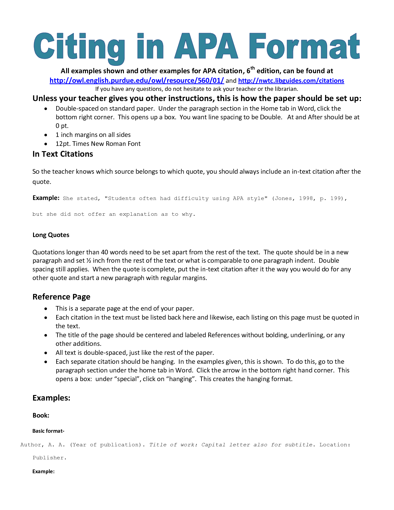 apa format reference list template best online resume builder apa format reference list template references page template apa writing commons apa format example reference page