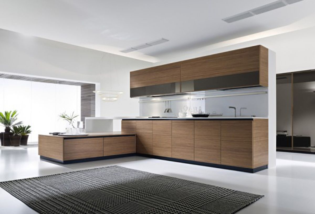 kitchen design concepts wonderful white modular kitchen interior design concept with wooden kitchen Interior Design