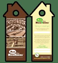 Real Estate Door Hanger Marketing: Door Hanger Ideas ...