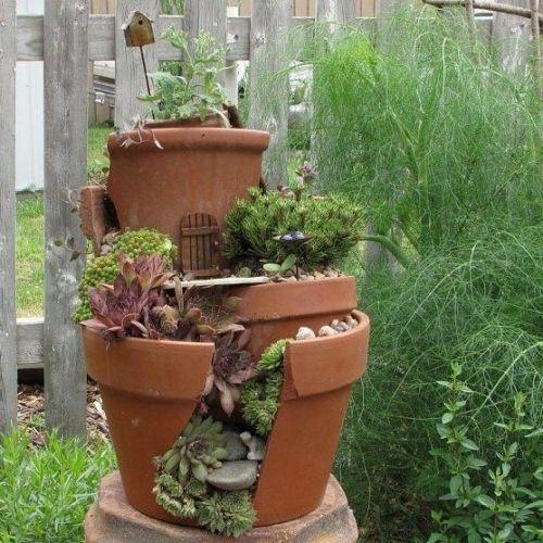 Toll Minigarten Sukkulenten Dachwurz Succulents \ Air Plants   Mini Garten In  Der Kuche
