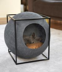 20 Cool Cat Beds For Your Furry Friend | Cat, Gray and Pet ...