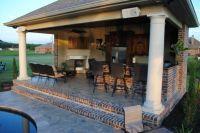 Backyard Paradise, Inground Gunite saltwater pool with ...