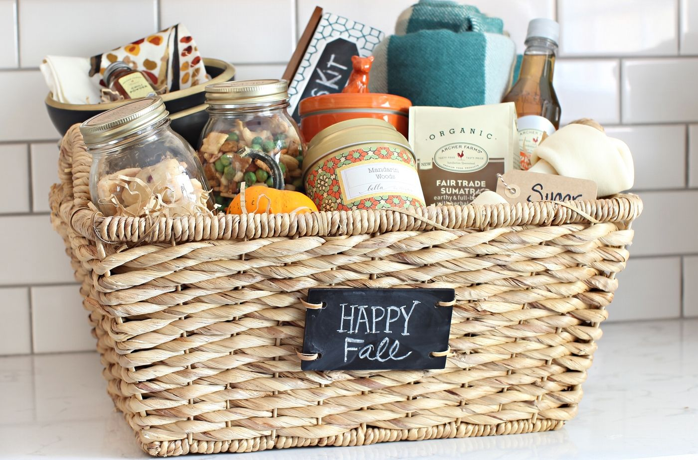 Housewarming Present For Friend Fall Gift Baskets On Pinterest Chocolate Gift Baskets