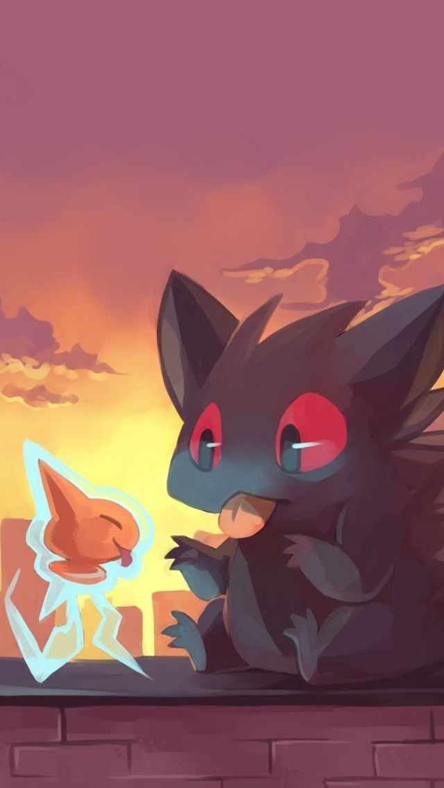 Cute Shuckle Wallpaper Gengar And Rotom Cute Pokemon Iphone Wallpaper Mobile9