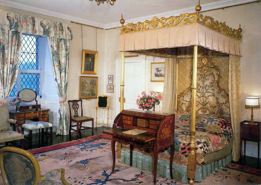 Schlafzimmer Der Queen Buckingham Palace Bedrooms | Queens Bedroom At Buckingham