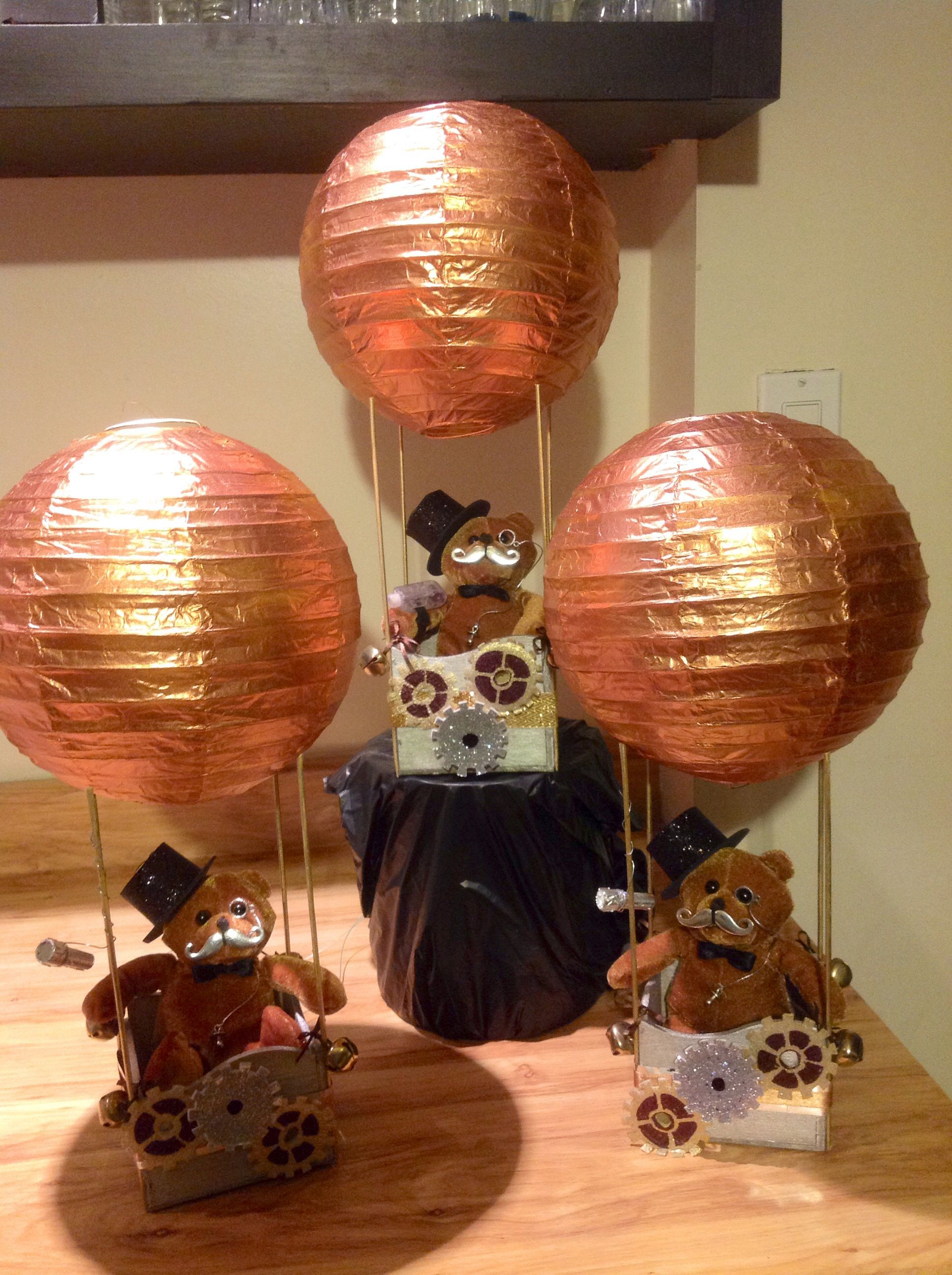 Steampunk Ideas Steampunk Wedding Shower Yahoo Image Search Results
