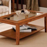 Diy Glass Top Coffee Table - Home Design