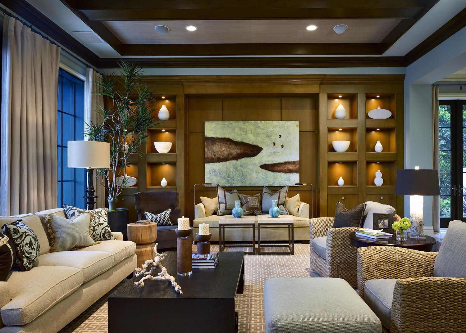 Interior Design Boca Raton Marc-michaels Interior Design, Inc. - Private Residence 5
