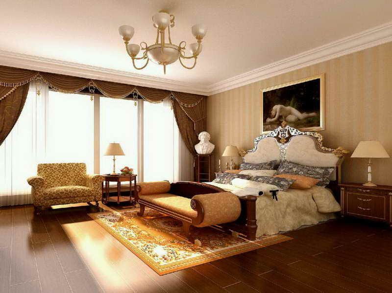 Master Bedroom Decorating Sample Ideas Simple Bedroom Decor - royal home decor