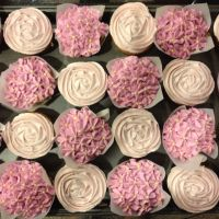 Bridal shower cupcakes | Samantha's Sweetscapes ...