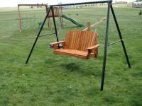 metal swing frame outdoor furniture | Roselawnlutheran