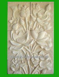Wall Decorative Panels Lotus Flower Thai Decorative Wall ...