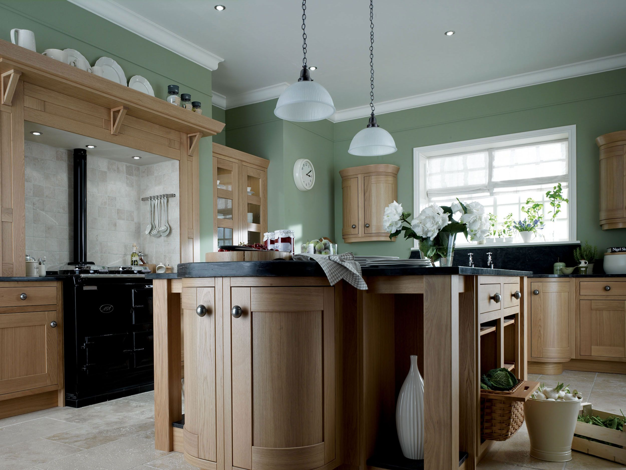 Kitchen Colors That Go With Oak Cabinets Sketch Of Good Colors For Kitchens Kitchen Design Ideas