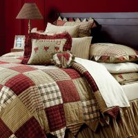 Lasting Impressions Heartland Country Quilt Comforter Co ...