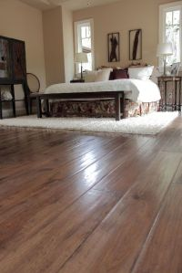 Thinking about doing rustic hickory hardwoods.. thoughts ...