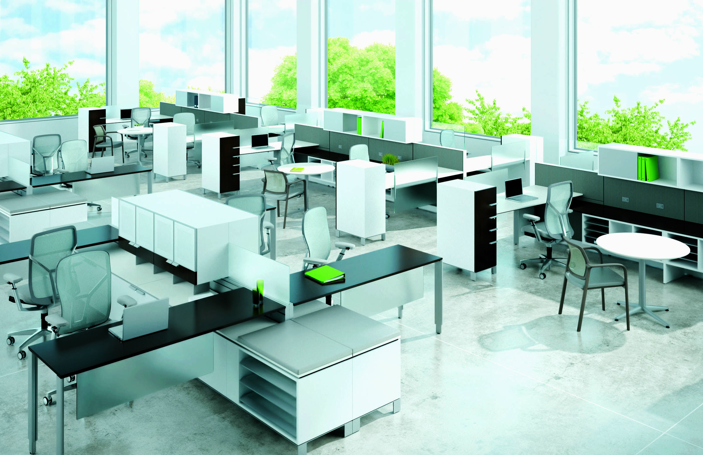 open office interior design